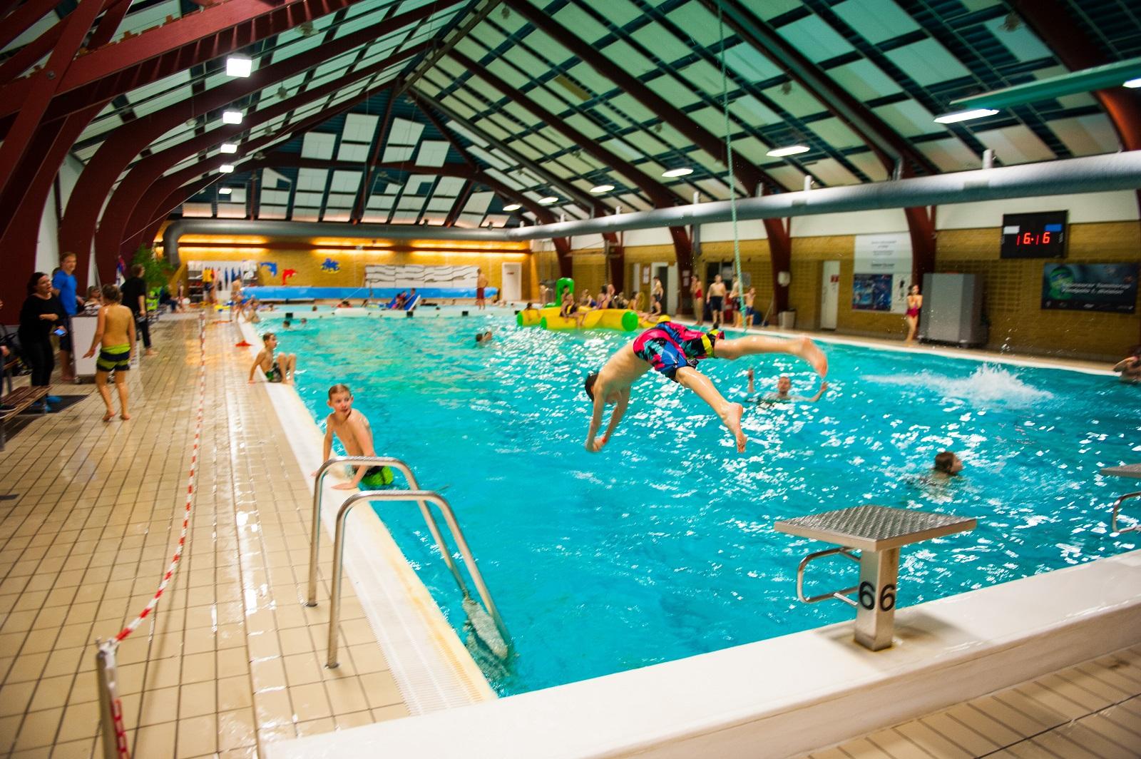 svømmehaller på fyn